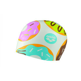 arena Poolish Moulded Casquette, donuts white